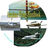 img - for Airplane Flying Handbook, Flight, Airport, Pilot, How to Fly, Aviation   Book CD book / textbook / text book