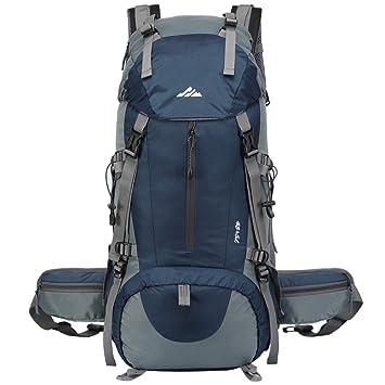 50L Rucksack Sport Reisen Wandern Arbeit Freizeit Wasserdicht  Outdoor Camping