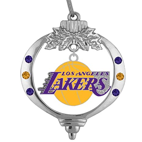 Final Touch Gifts Los Angeles Lakers Christmas Tree Ornament - Amazon.com : Final Touch Gifts Los Angeles Lakers Christmas Tree