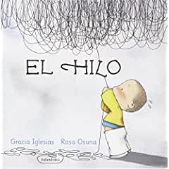 El hilo book jacket