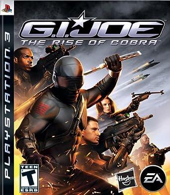 amazon g i joe the rise of cobra 輸入版 北米 アジア ps3