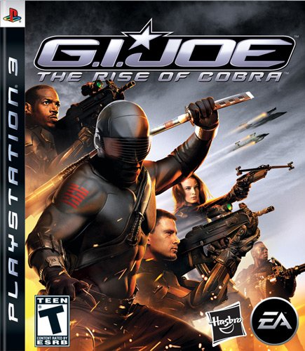 G.I. JOE: The Rise of Cobra - Playstation