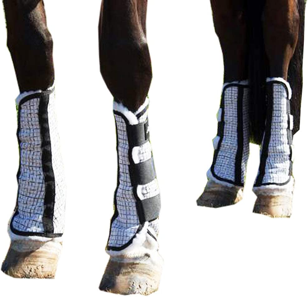 Professional's Choice Fly Boots For Horses