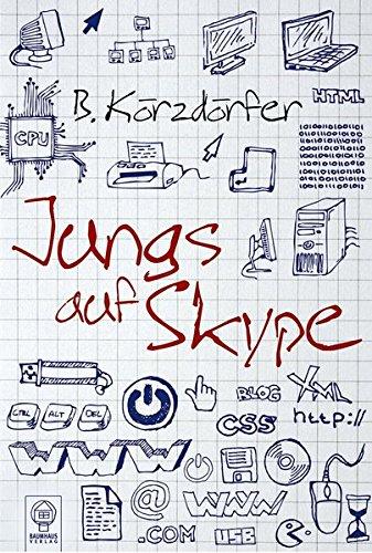 Jungs auf Skype (Baumhaus Verlag)