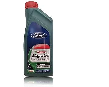 Castrol - Aceite de Motor Magnatec 0W-30 D, 1 litro: Amazon.es: Coche y moto