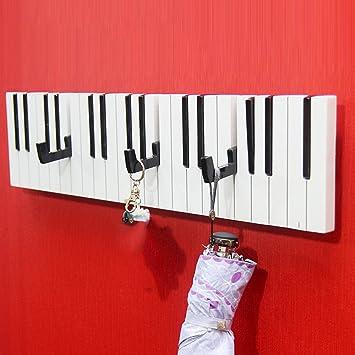 Perchero XIA& perchero Color de Pared Creativo Blanco y ...