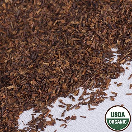 Teas Etc Rooibos Organic Loose Leaf Rooibos