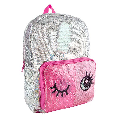 Style.Labs Silver Holographic with Reveal Backpack for $<!--$39.99-->