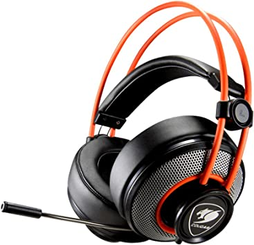 Cougar CGR-P40NB-300 Inmersa Gaming Headset - Microphone and Volume Control - Lightweight