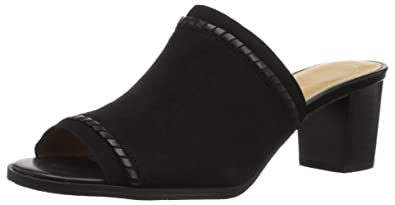 e036cb19782 Jack Rogers Women s Campbell Suede Slide Sandal