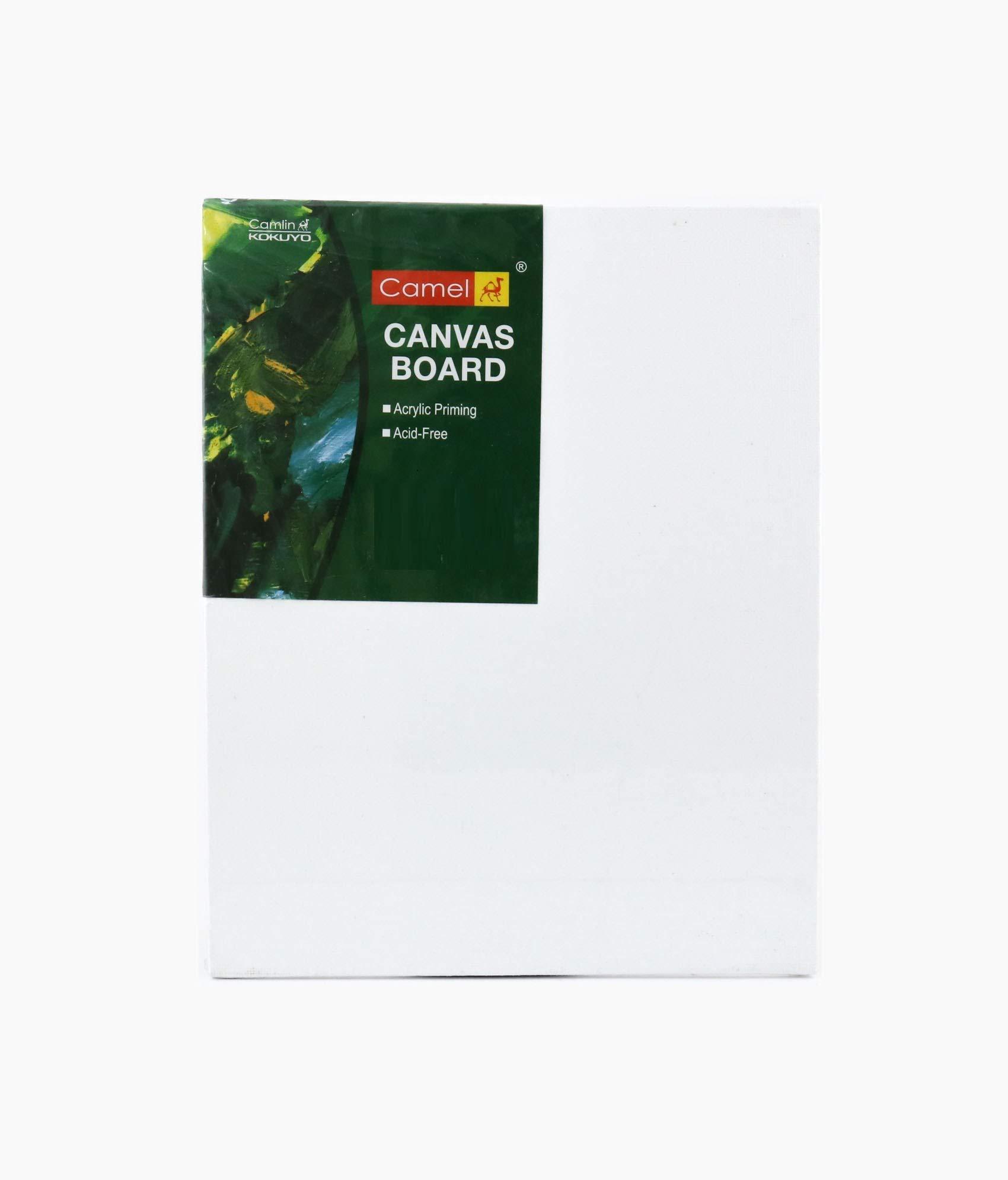 Camel Kokuyo Canvas Board - 25cm x 30cm product image