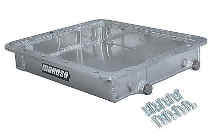 Gm 700r4 Transmission >> Amazon Com Moroso 42025 Transmission Pan For Gm 700r4 Automotive