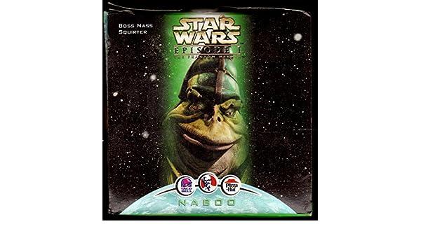 Amazon Com Boss Nass Squirter Star Wars Episode 1 Kid S