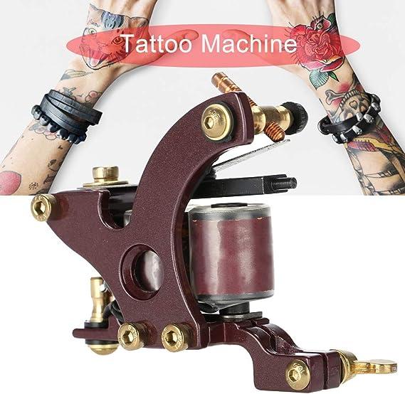 Máquinas de Tatuaje, Aleación Profesional Rotary Strong Motor Gun ...