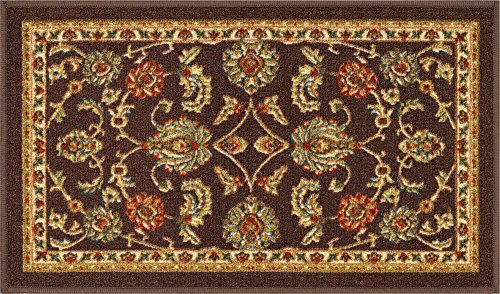 Well Woven 66333 Kings Court Tabriz Traditional Brown Oriental 2