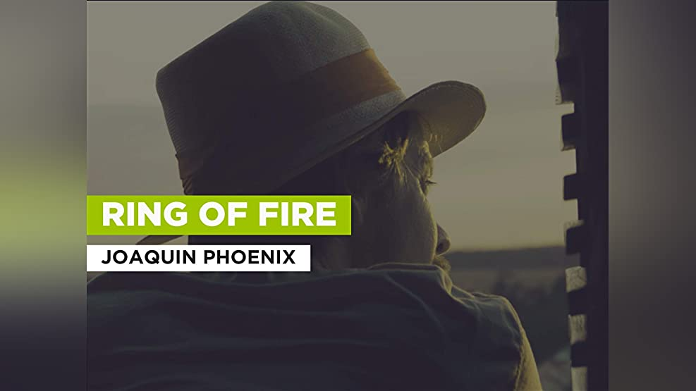 Ring of Fire in the Style of Joaquin Phoenix