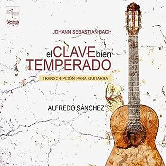 Preludio VIII En Mi Bemol Menor, Vol. 1, Bwv 853 de Alfredo ...