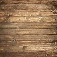 Gray Wood Photo Backgrounds Wood Wall Wrinkle free Photography Backdrops (10x10ft)