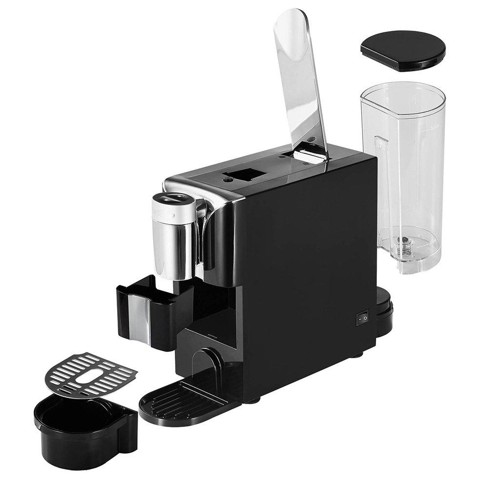 Coffee Brewer Barsetto Espresso Capsule Coffee Maker One Button Single Serve Machine for Home School Office by Barsetto (Image #6)