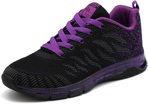 Willsky Zapatillas para Correr para Mujeres, Amortiguadores De ...