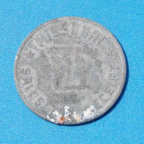 Missouri Tax Token Coin #2