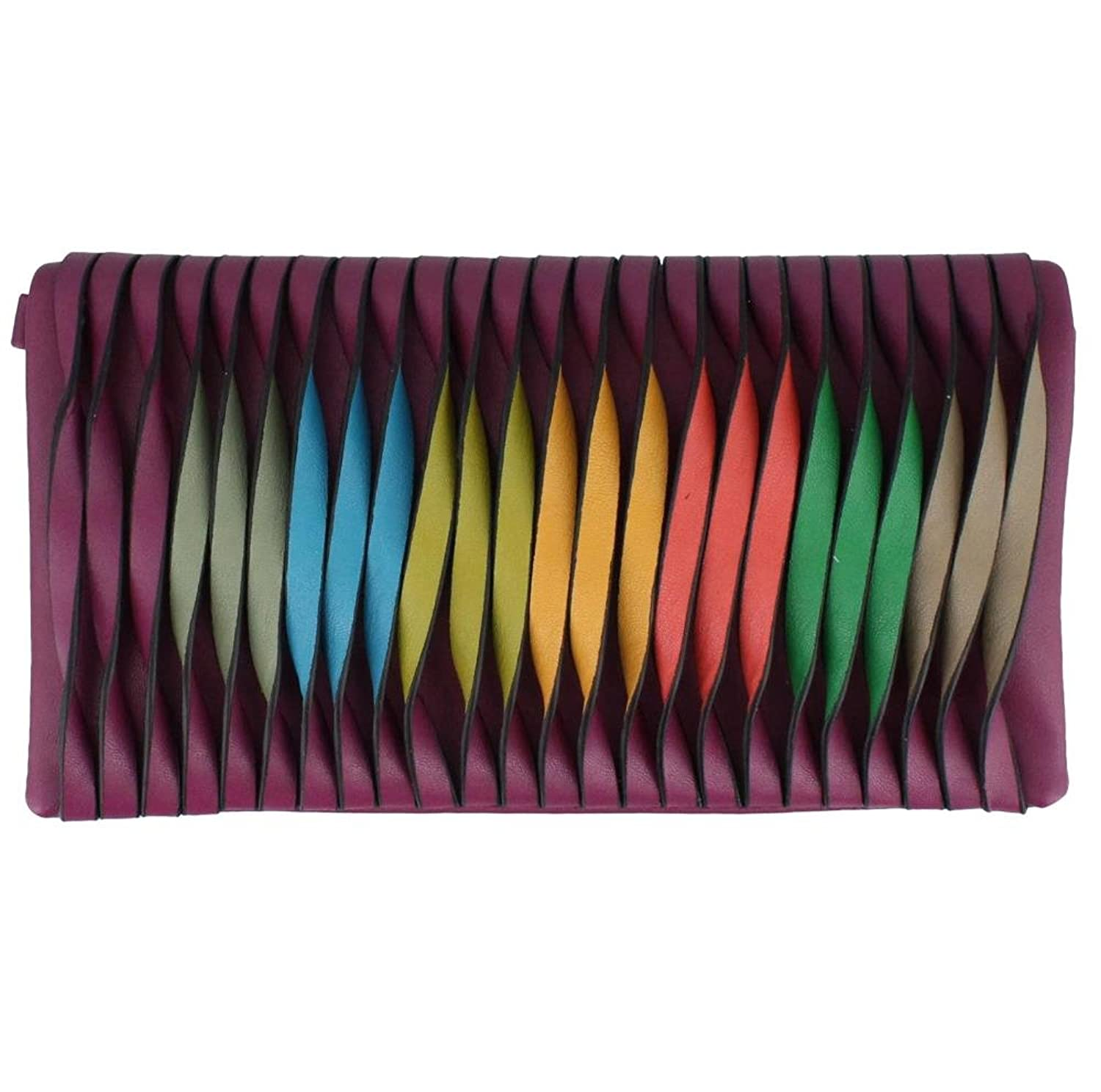 Women's Mellow World Handbags, Rainbow Wristlet