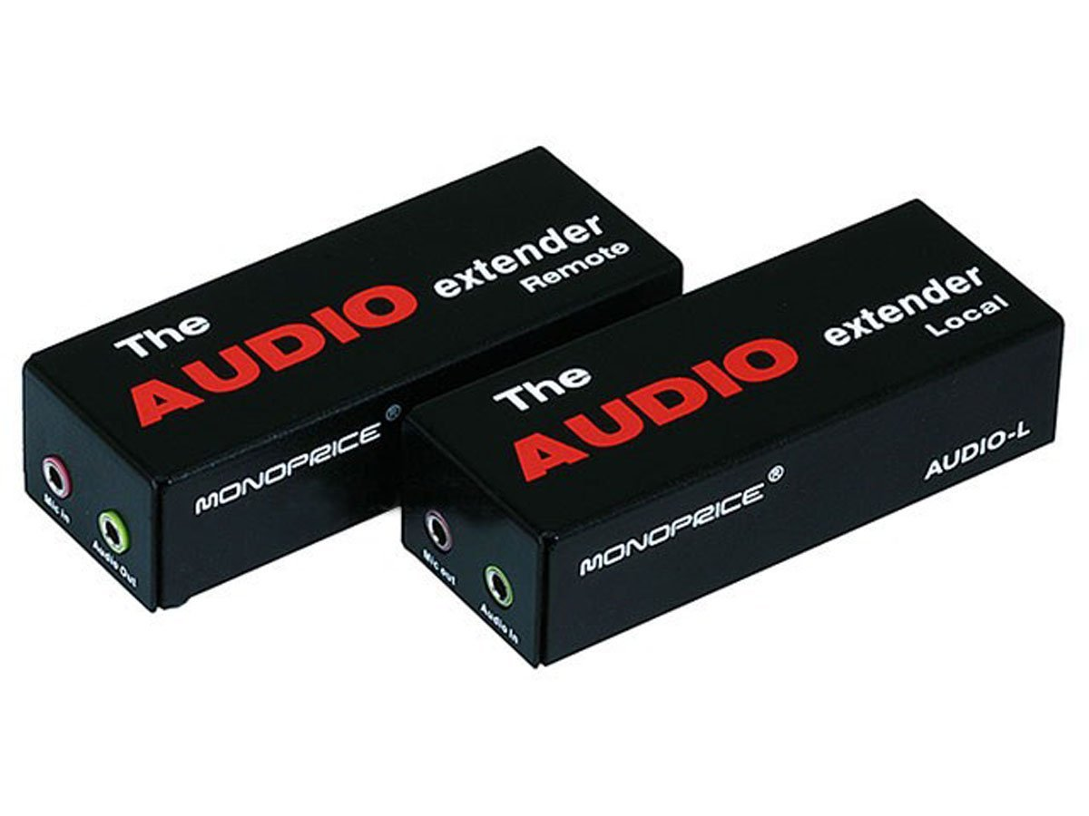 Monoprice 103597 Audio Extender over CAT5e Cable