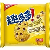 趣多多 经典黄油曲奇香浓黄油原味饼干 216g