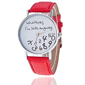 size 40 6ddac bbdb8 Amazon | Abbyfrank 時計 腕時計 レディース人気 安い ...