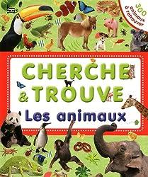 CHERCHE & TROUVE LES ANIMAUX