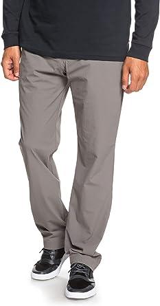 Quiksilver - Pantalón de Chándal Anfibio - Hombre - 32 - Negro ...
