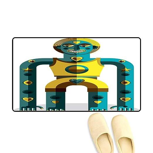 Alfombrillas de Puerta Personalizables para el hogar, diseño ...
