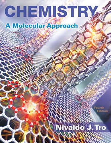 Chemistry: A Molecular Approach (4th Edition) (9780134112831)