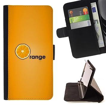 For Sony Xperia Z2 D6502 Case , La vitamina Negro Fruta Dulce Salud- la tarjeta de Crédito Slots PU Funda de cuero Monedero caso cubierta de piel: ...