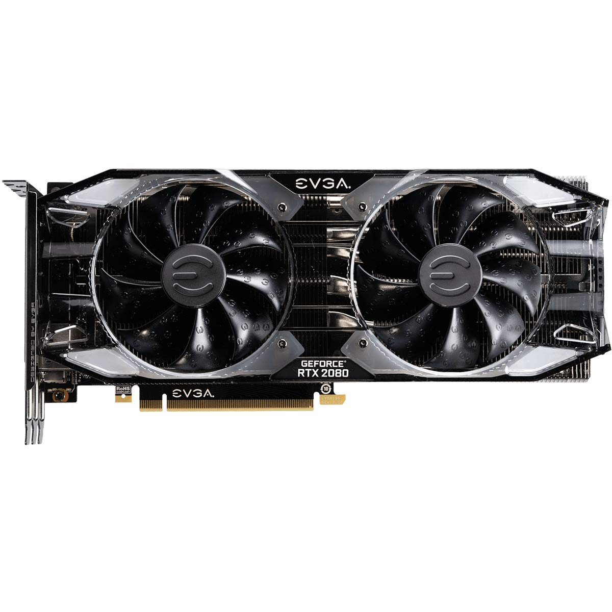 EVGA GeForce RTX 2080 XC ULTRA GAMING, 8GB GDDR6, Dual HDB Fans & RGB LED Graphics Card 08G-P4-2183-KR by EVGA (Image #4)