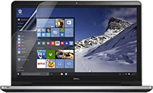Celicious Matte Anti-Glare Screen Protector Film Compatible with Dell Inspiron 17 5759 (Touch) [Pack of 2]