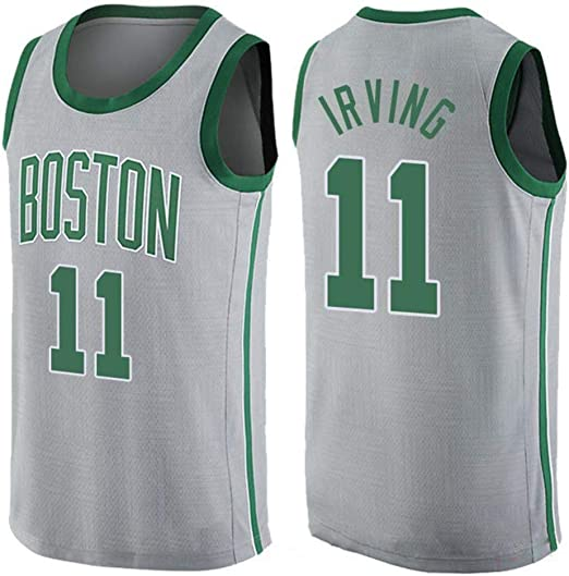 AKCHIUY Camiseta De Baloncesto para Hombre Kyrie Irving # 11 NBA ...