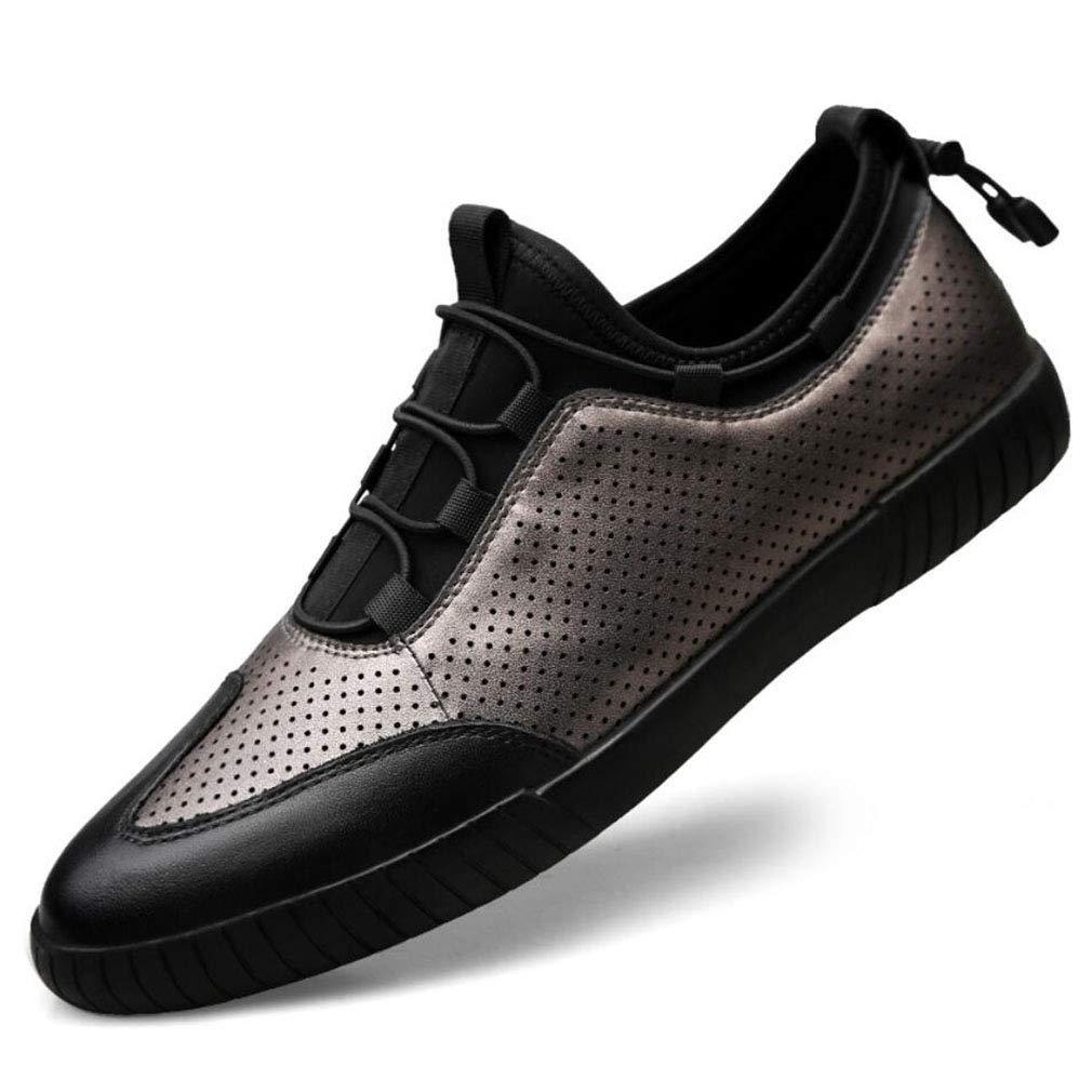 YAN YAN YAN Scarpe casual da uomo Stringate basse scarpe da ginnastica basse Scarpe da ginnastica sportive traspiranti Mocassini comfort traspiranti Indossati tutti i giorni (Coloreee   UN, Dimensione   44) | Economici Per  | Prestazione eccellente  | Materiale 19bd0f