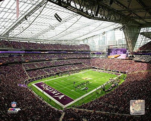 """Minnesota Vikings U.S. Bank Stadium Photo (Size: 8"""" x 10"""")"""