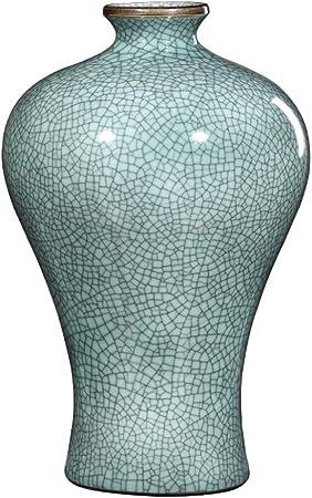 Jarrón de Porcelana China de cerámica Antigua, jarrón Decorativo ...