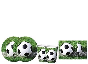 Irpot Kit - A Fiesta de cumpleaños de fútbol: Amazon.es ...
