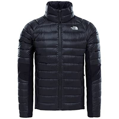The North Face Homme Veste Hybride Crimptastique, Noir