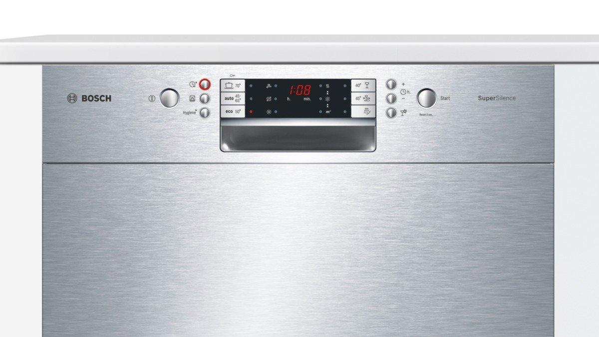 Bosch Kühlschrank Dekorplatte : Bosch smu n eu serie unterbaugeschirrspüler a kwh