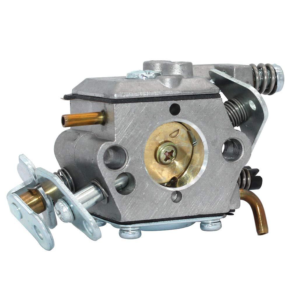Carburetor For Partner 350 351 352 370 371 390 391 401 420 20X McCulloch Mac Cat 335 435 436 440 441 Chainsaw PN Walbro 33-29 WT-625 WT-391 Zama C1Q-W9 530071621 530069722 530035400