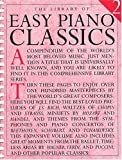The Library of Easy Piano Classics, AMSCO Publications Staff, 0825615666