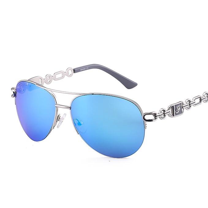 9f9a864221 Fenchi Sunglasses For Women Driving Aviator Stereoscop Classic Vintage  Eyewear Sunglasses Women 0257 (lens: