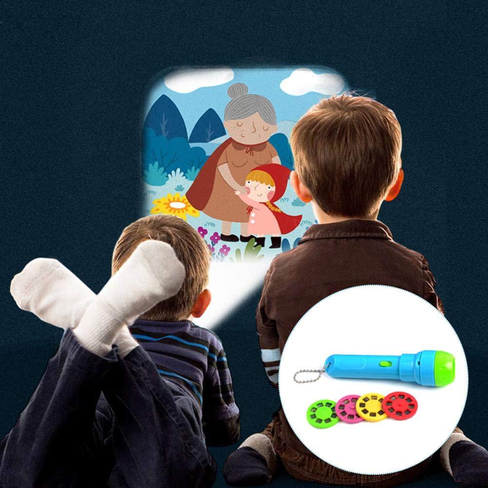 Linternas Proyector, Story Proyector para linterna Baby Flashlight ...