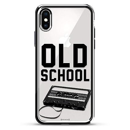 Amazon.com: Luxendary - Carcasa para iPhone X, diseño de ...