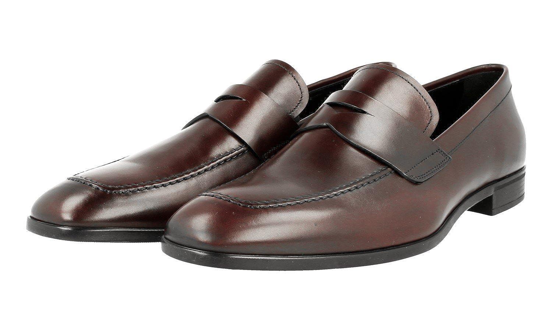 Men's 2DC172 DT7 F0397 Leather Business Shoes