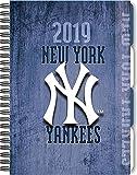 New York Yankees 2019 Tabbed Planner